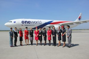 Malaysia Airlines - Oneworld