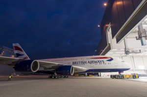 British Airways - Airbus A380
