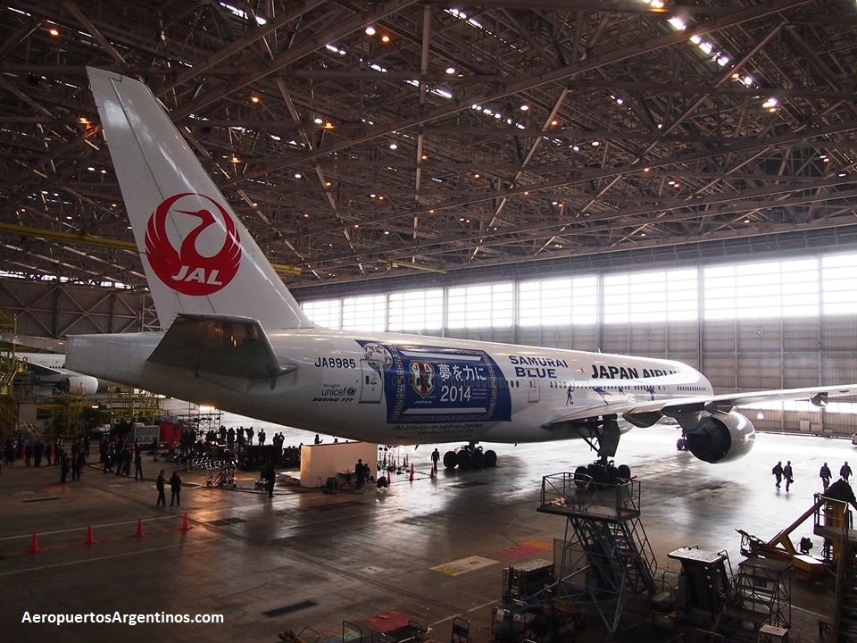 Japan Airlines 2