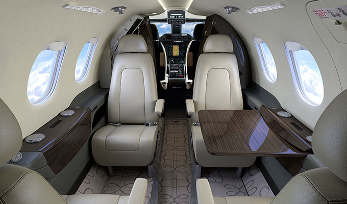 Phenom 100 Private Aircraft