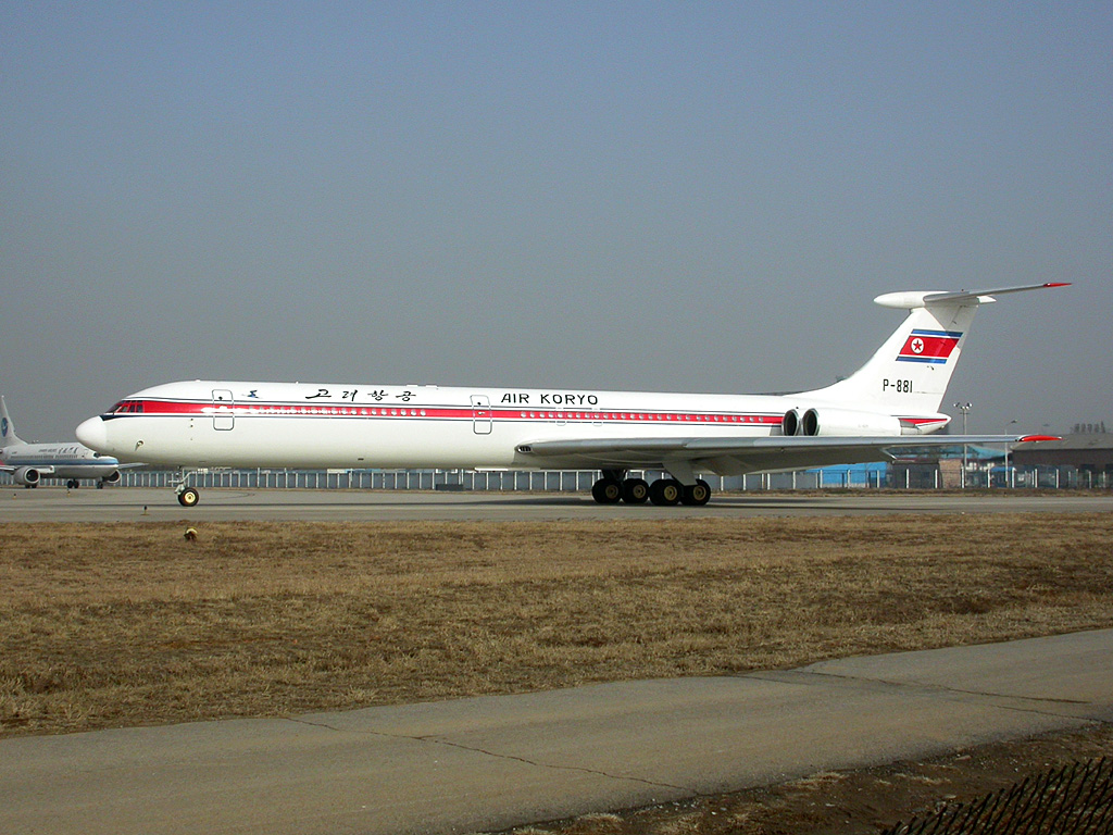 IL-62M de Air Koryo (Foto: Wikimedia Commons)