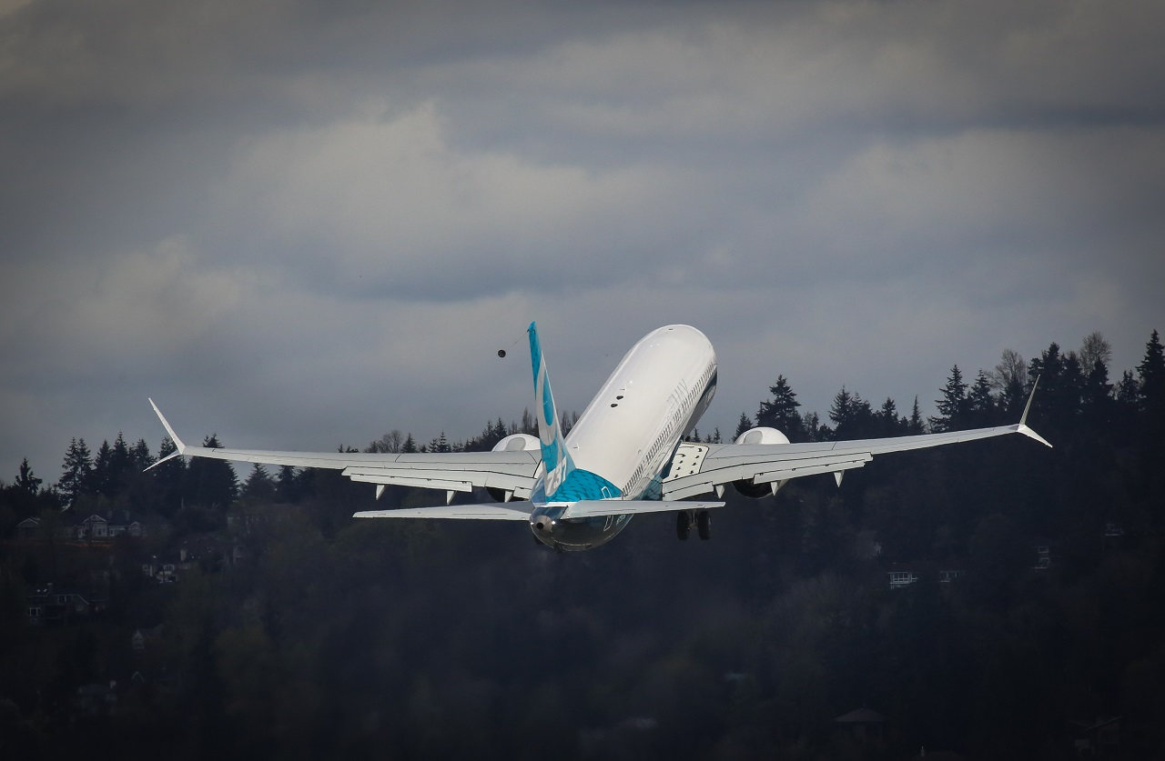 Boeing 737 MAX 9 (Foto: Boeing Commercial Airplanes)