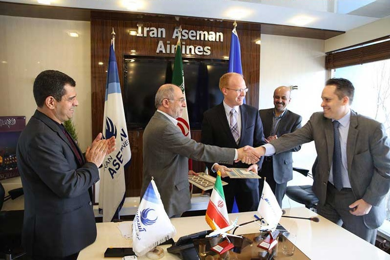 Iran Aseman Airlines - MOA Boeing 2